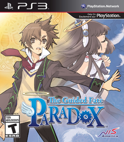 The Guided Fate Paradox Cover Art