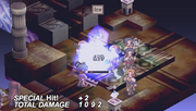 Combo 2 in Disgaea Afternoon of Darkness