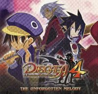 Disgaea 4 The Unforgotten Melody