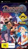 Disgaea PSP AU Cover