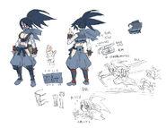 D2 Kunoichi Concept
