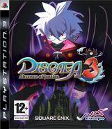 Disgaea 3 EU Cover