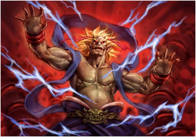 Thundergod storm champion