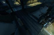Квартал особняков, подъемный мост