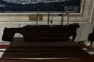 Whaling Trawler Model