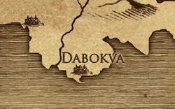Dabokva location