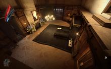 Спальня Эсмы