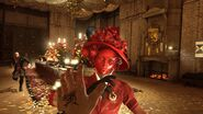 Lady Boyle Roja
