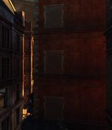 Дом Пратчетта, заложенные двери