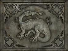 Декор, змей