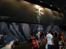 Dishonored gamescom 2