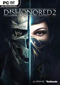 Dishonored 2 portada