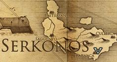 Карнака, карта