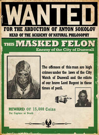 Wanted poster sokolov