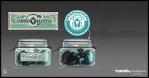 Lazarillo Candied Beetle packaging