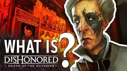 Что представляет собой Death of the Outsider?