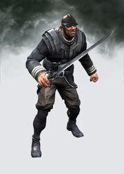 Offizier der Stadtwache