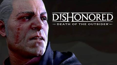Dishonored Death of the Outsider Колдунья-убийца