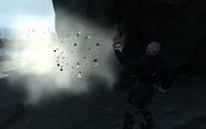City Watch Officer firing his Pistol