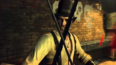 Dishonored The Knife of Dunwall - Gameplay Trailer-1