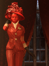 Red Lady Boyle Lady Boyle's Last Party Dishonored