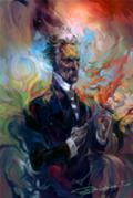 Arnold Timsh's Portrait
