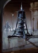 Arc pylon concept art