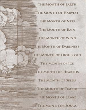 Календарь, изменённый