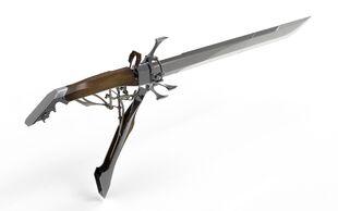Render CorvoEmily Sword