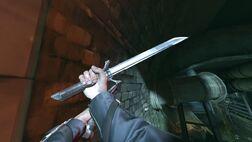 Corvo's Blade