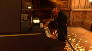 Officer piano
