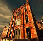 Дом Пратчетта, верхние этажи