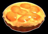 Персиковая тарталетка