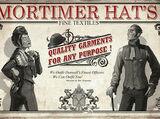 Mortimer Hat's Fine Textiles
