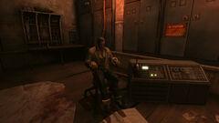Ротвильд в кресле