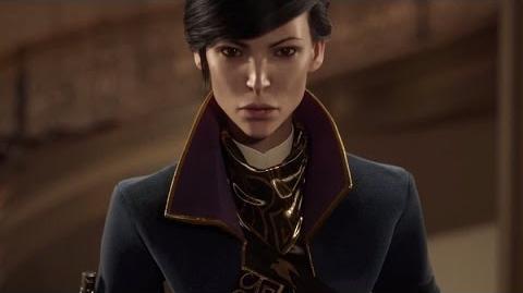 Dishonored 2 - Анонс с Е3 HD в переводе Гоблина
