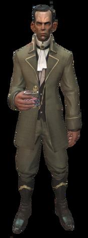 Pendleton render