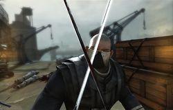 Sword cross