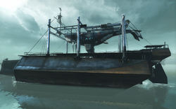 Whaling Trawler Eminent Domain TKoD