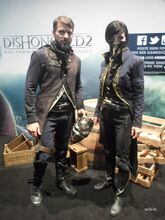 Dishonored gamescom