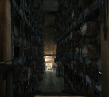 Хранилище винокурни