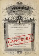 Bloodfly Control Edict poster