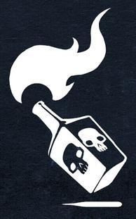 Bottle st gang symbol