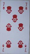 Seven of Skulls