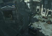 Деловой квартал, адвокатская площадь