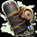 Clockwork Explosive