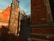 Портной на балконе
