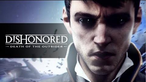 La mort de l'Outsider – Trailer de gameplay