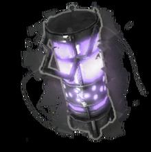 Странный светильник