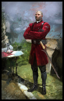 L'Isometri dell'Alto Sacerdote Thaddeus Campbell